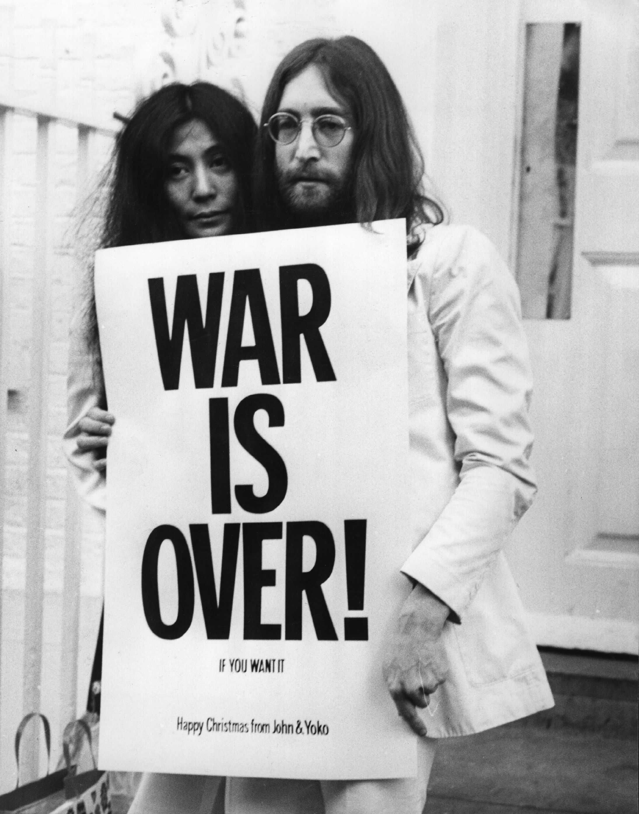 Entrevista a John Lennon y Yoko Ono por Por David Sheff