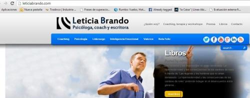 El blog de Leticia Brando